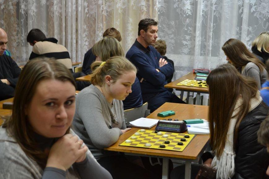 В Днепродзержинске завершился чемпионат города по шашкам-64, фото-3