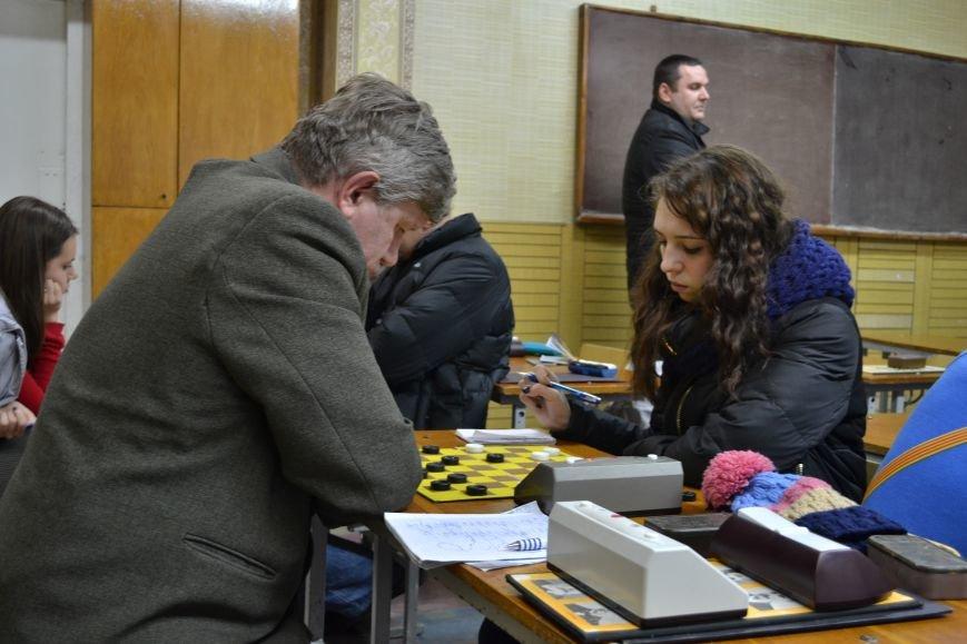 В Днепродзержинске завершился чемпионат города по шашкам-64, фото-11
