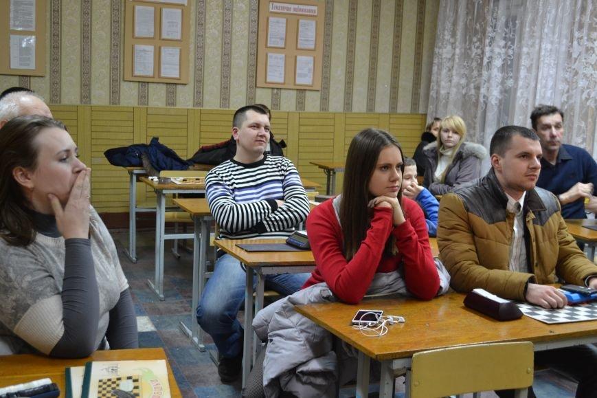 В Днепродзержинске завершился чемпионат города по шашкам-64, фото-20