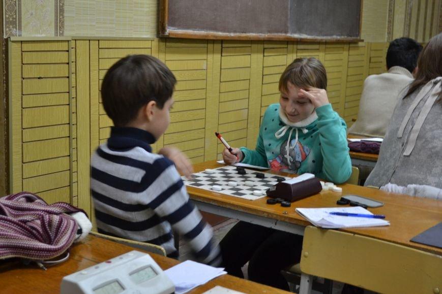 В Днепродзержинске завершился чемпионат города по шашкам-64, фото-8