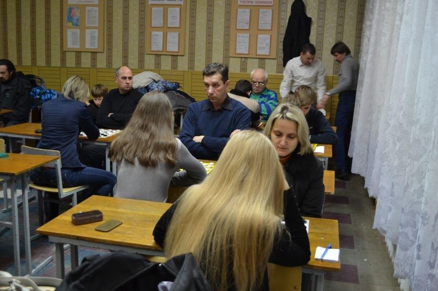 В Днепродзержинске завершился чемпионат города по шашкам-64, фото-1