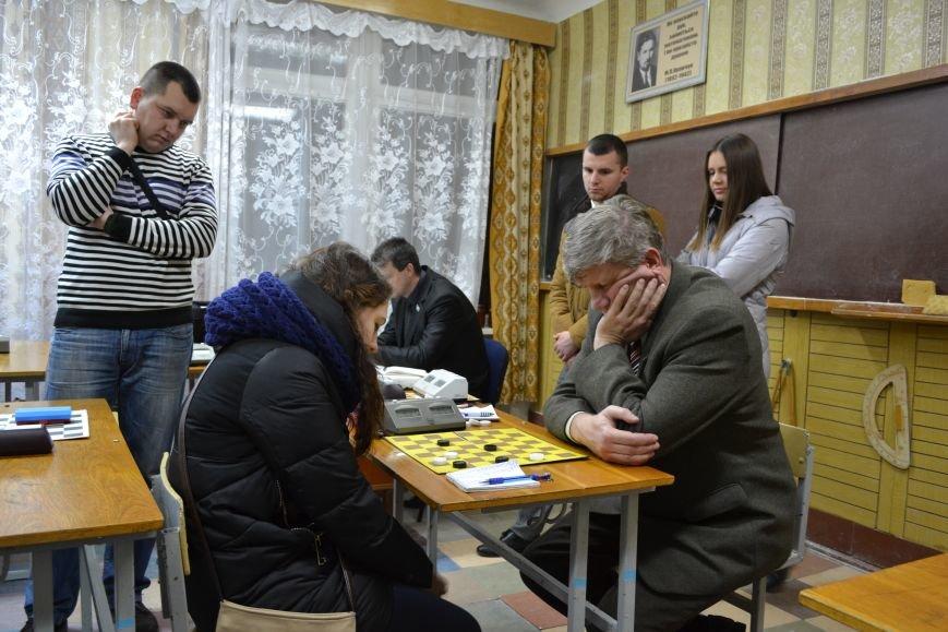 В Днепродзержинске завершился чемпионат города по шашкам-64, фото-18