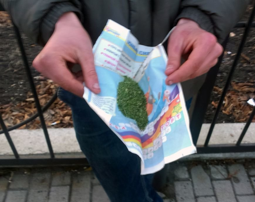 Красноармейские полицейские за сутки выявили 3 факта незаконного хранения наркотиков (фото) - фото 2