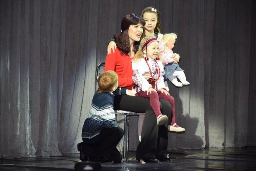Святой Николай поздравил детей бойцов АТО и переселенцев на Николаевщине (ФОТО), фото-7