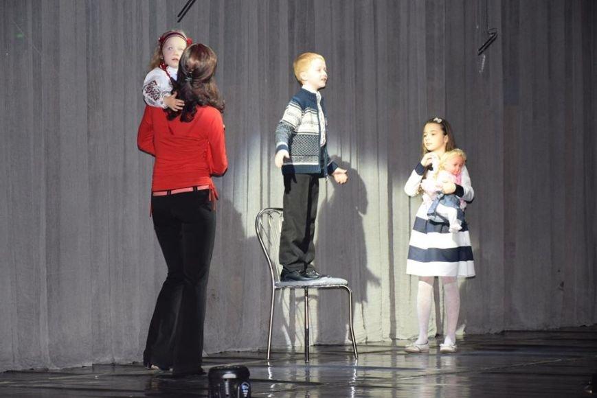 Святой Николай поздравил детей бойцов АТО и переселенцев на Николаевщине (ФОТО), фото-8