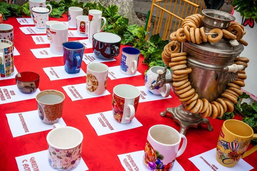 В парке Островского ростовчан угощают чаем и горячими блинами, фото-2