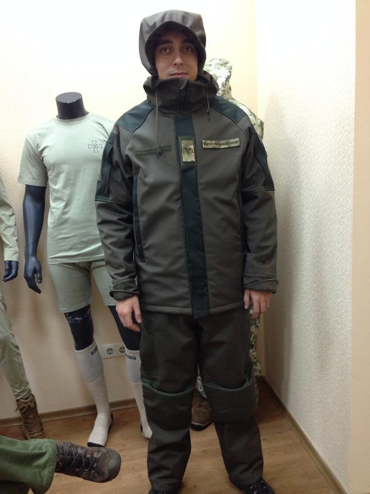 Военные с Новограда вскоре получат новую зимнюю форму, фото-12