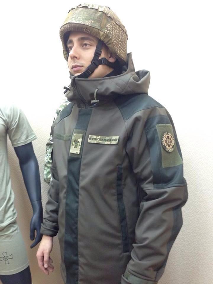 Военные с Новограда вскоре получат новую зимнюю форму, фото-6