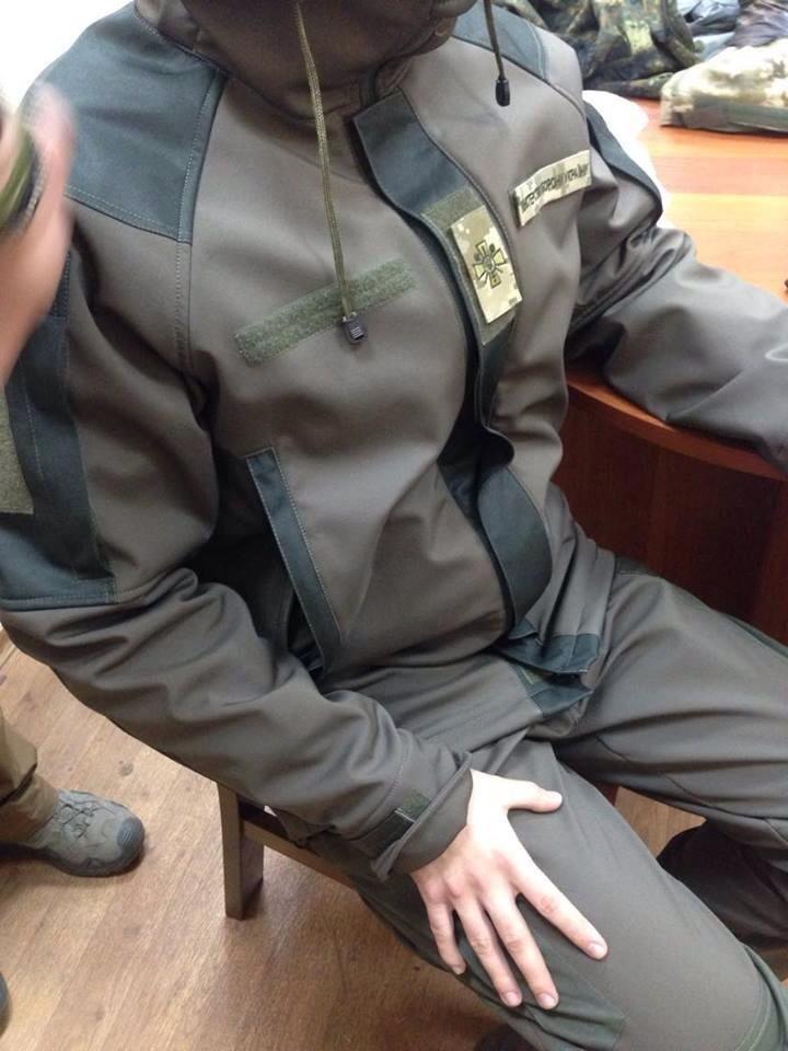Военные с Новограда вскоре получат новую зимнюю форму, фото-13
