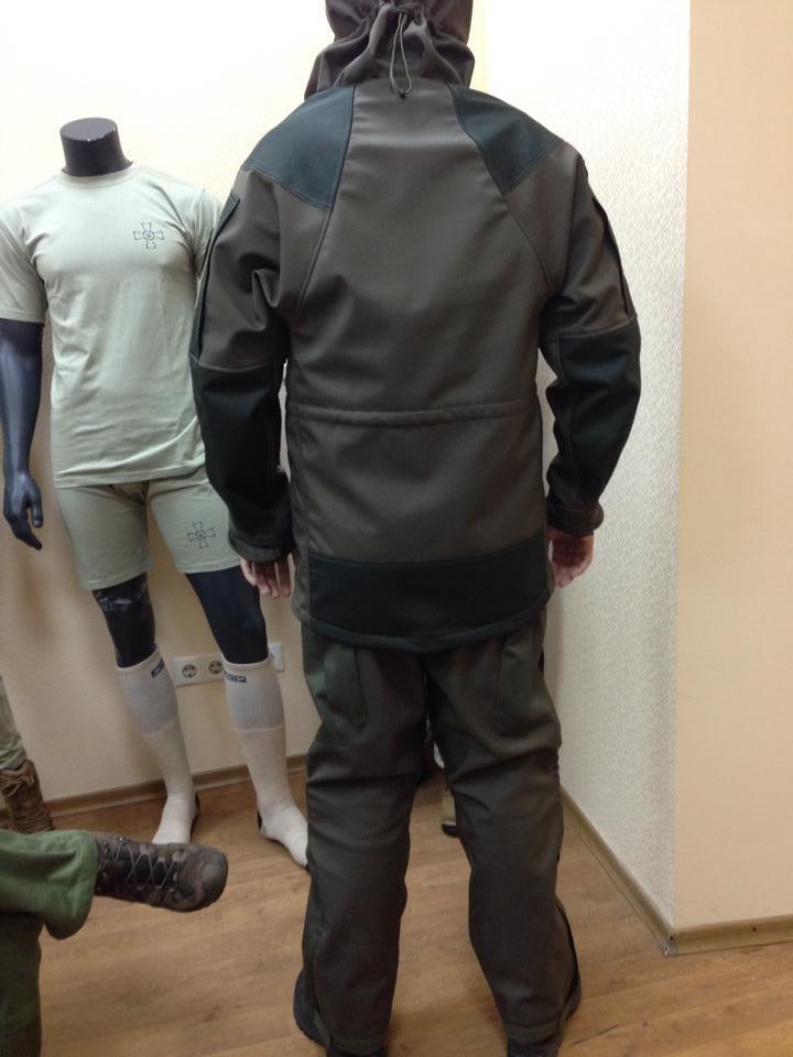 Военные с Новограда вскоре получат новую зимнюю форму, фото-4