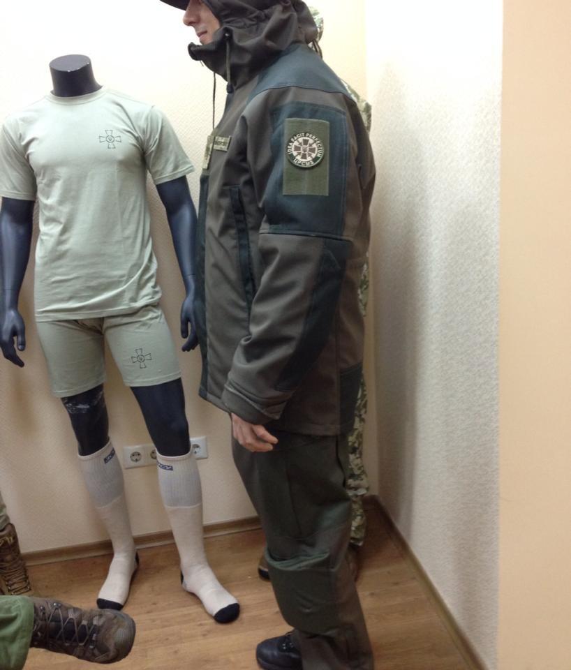 Военные с Новограда вскоре получат новую зимнюю форму, фото-9