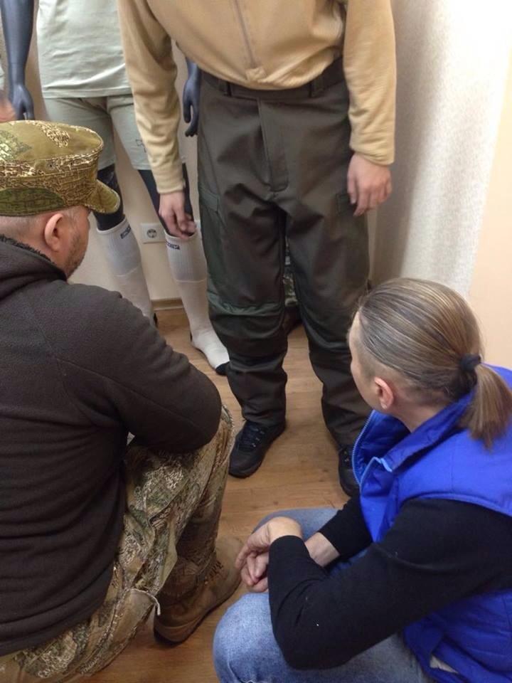 Военные с Новограда вскоре получат новую зимнюю форму, фото-2