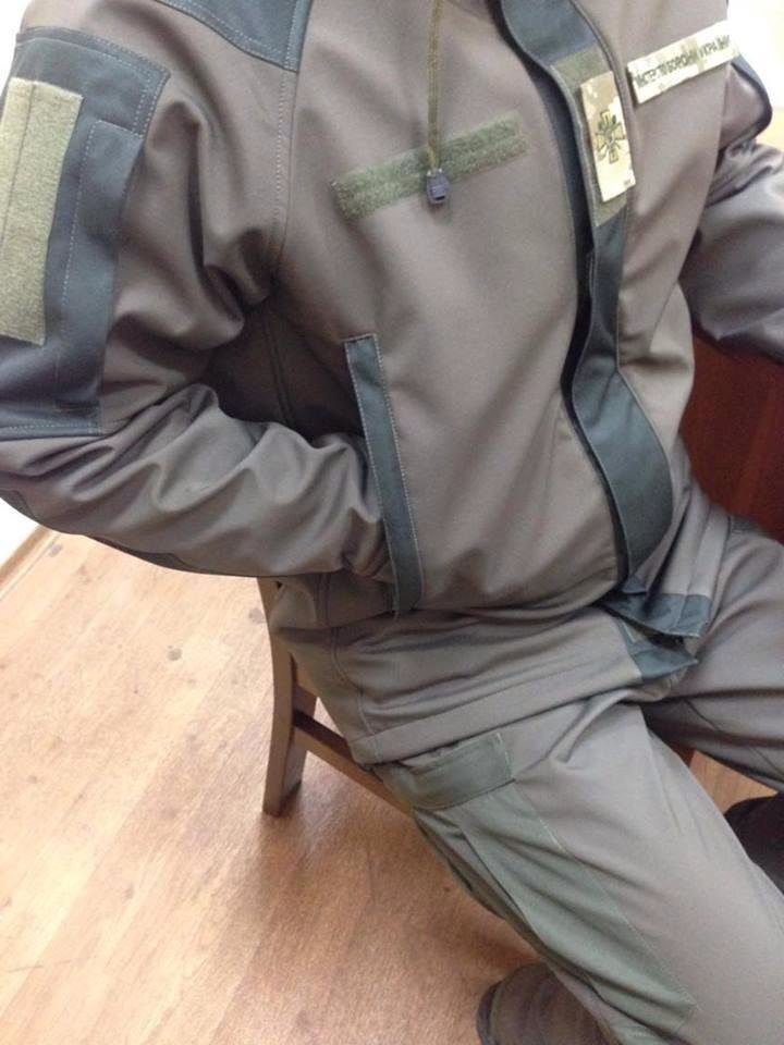 Военные с Новограда вскоре получат новую зимнюю форму, фото-8