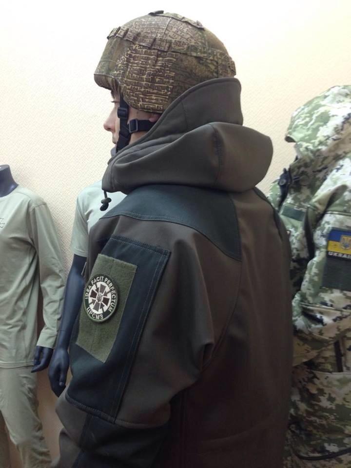 Военные с Новограда вскоре получат новую зимнюю форму, фото-1
