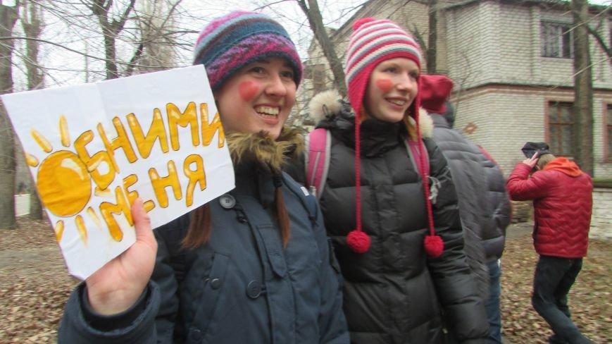 День Святого Николая в Северодонецке отметили «обнимашками» (ФОТО), фото-5