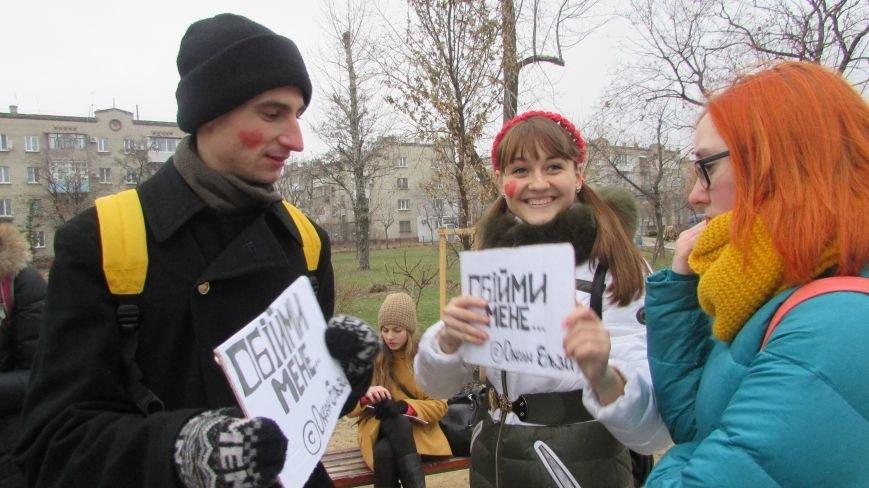День Святого Николая в Северодонецке отметили «обнимашками» (ФОТО), фото-10