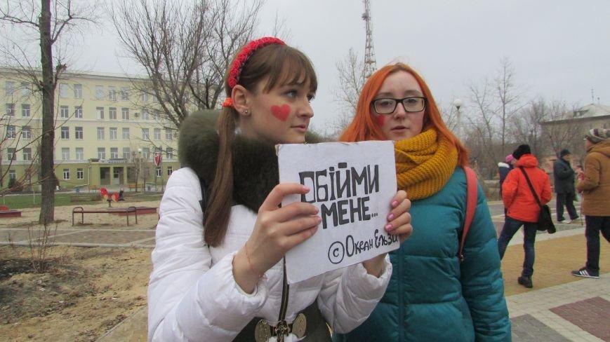 День Святого Николая в Северодонецке отметили «обнимашками» (ФОТО), фото-9