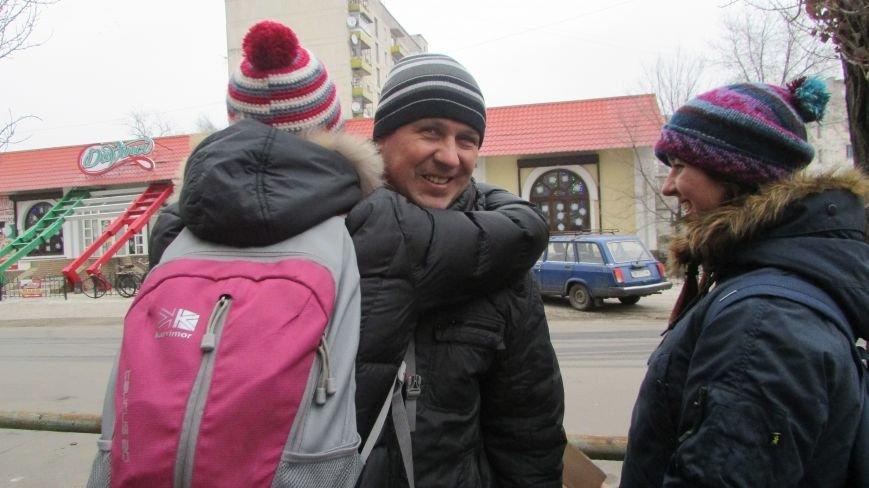 День Святого Николая в Северодонецке отметили «обнимашками» (ФОТО), фото-11