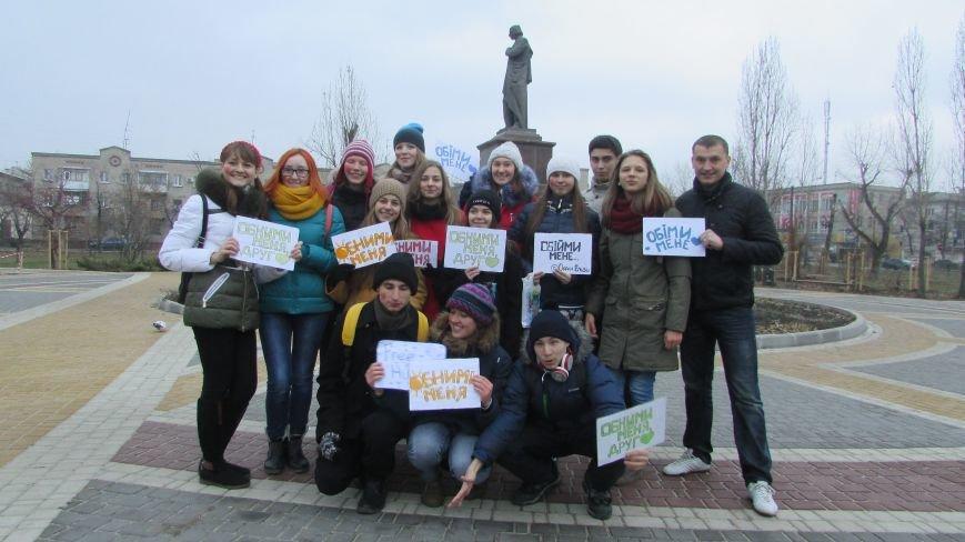 День Святого Николая в Северодонецке отметили «обнимашками» (ФОТО), фото-7