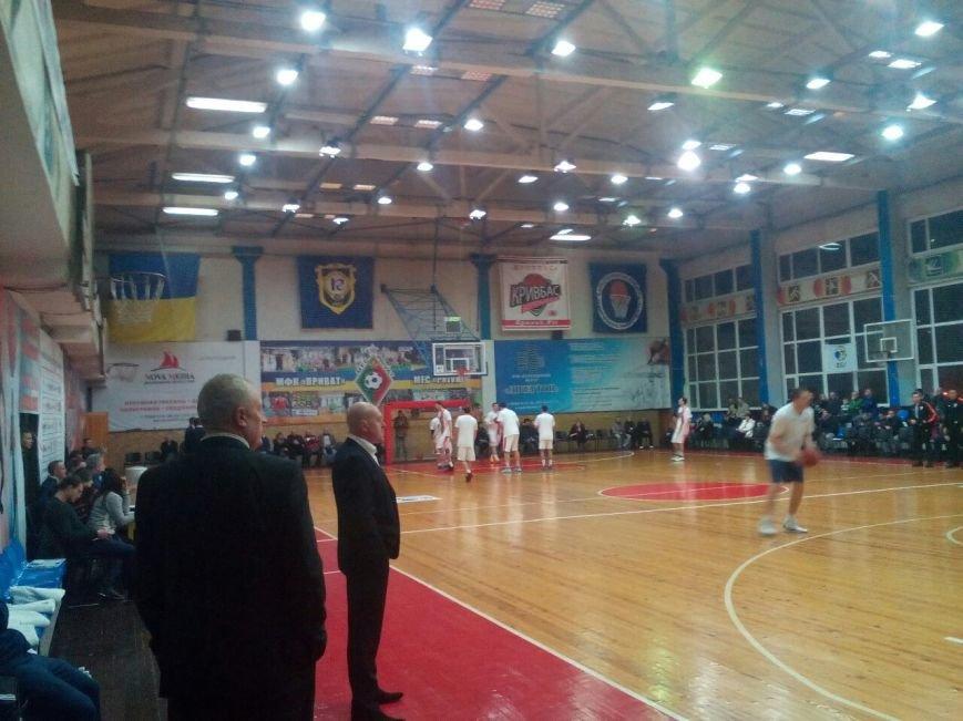 """Криворожские баскетболисты принимают столичный """"Инфиз"""" (ВИДЕО), фото-1"""