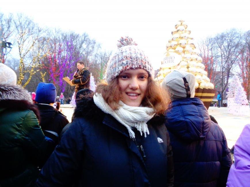 В Днепропетровске открылась областная ёлка (ФОТО, ВИДЕО) (фото) - фото 3