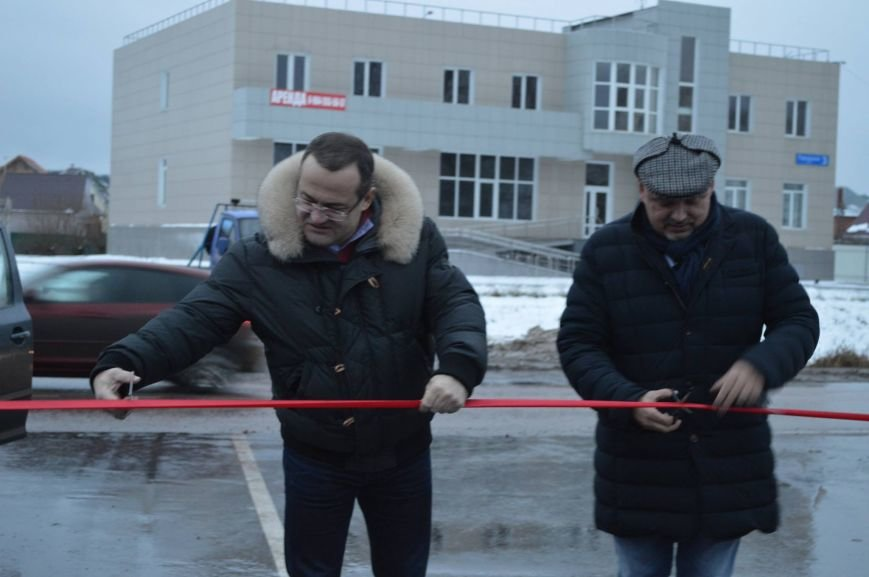 В Троицке открыта новая дорога, фото-1