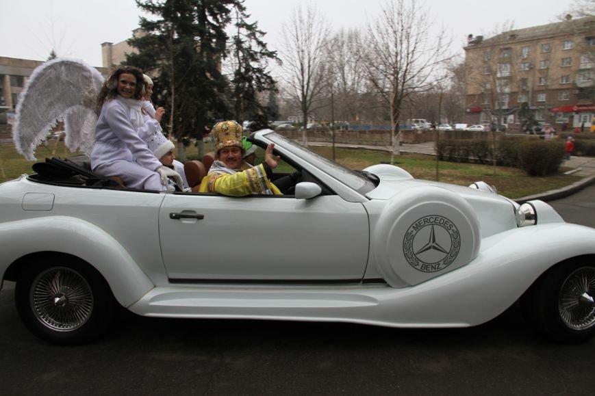 Покровитель Николаева вышел в народ (ФОТО), фото-19