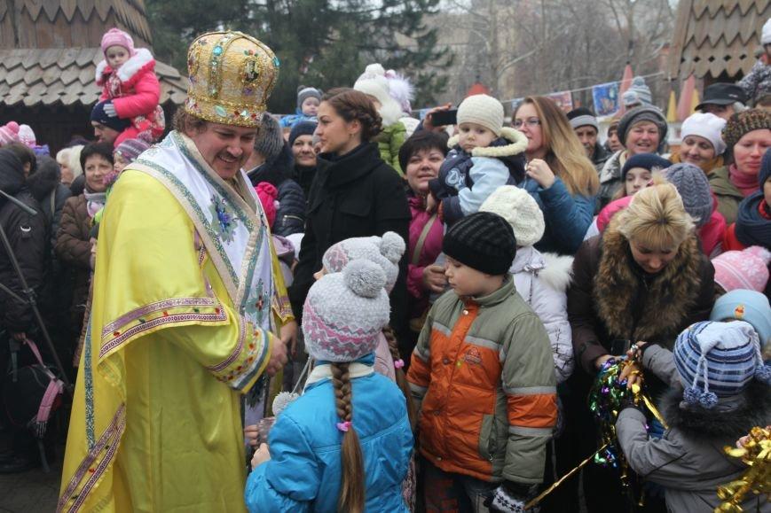 Покровитель Николаева вышел в народ (ФОТО), фото-11