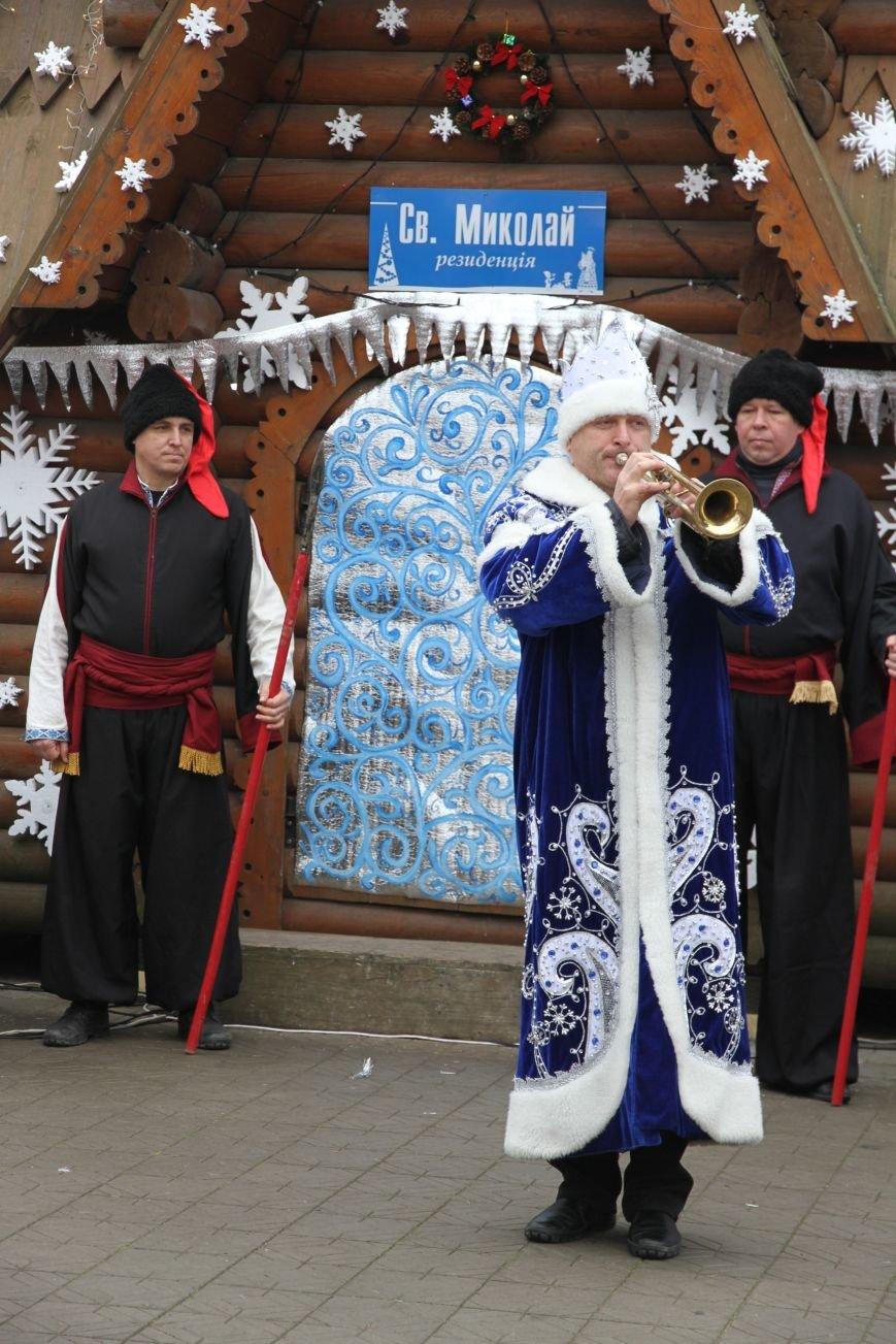 Покровитель Николаева вышел в народ (ФОТО), фото-6