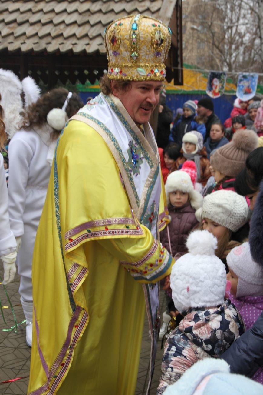 Покровитель Николаева вышел в народ (ФОТО), фото-10