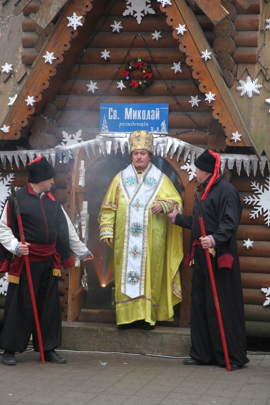Покровитель Николаева вышел в народ (ФОТО), фото-7
