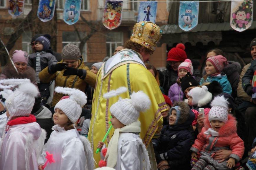 Покровитель Николаева вышел в народ (ФОТО), фото-9