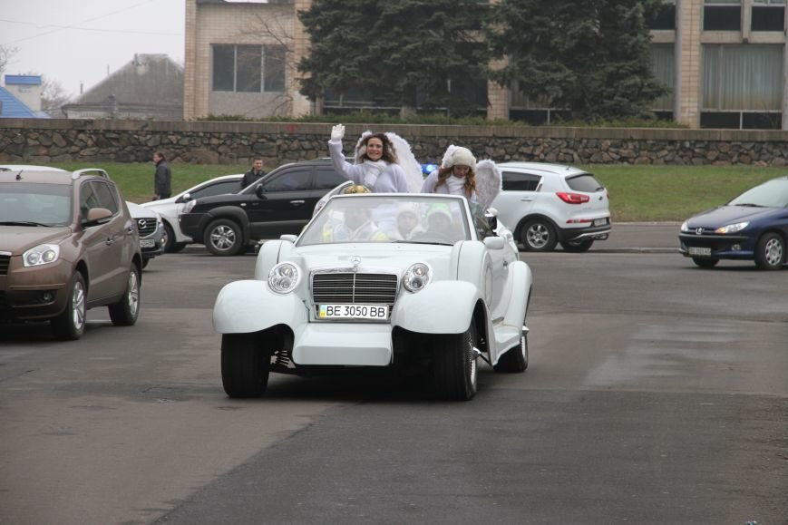 Покровитель Николаева вышел в народ (ФОТО), фото-18