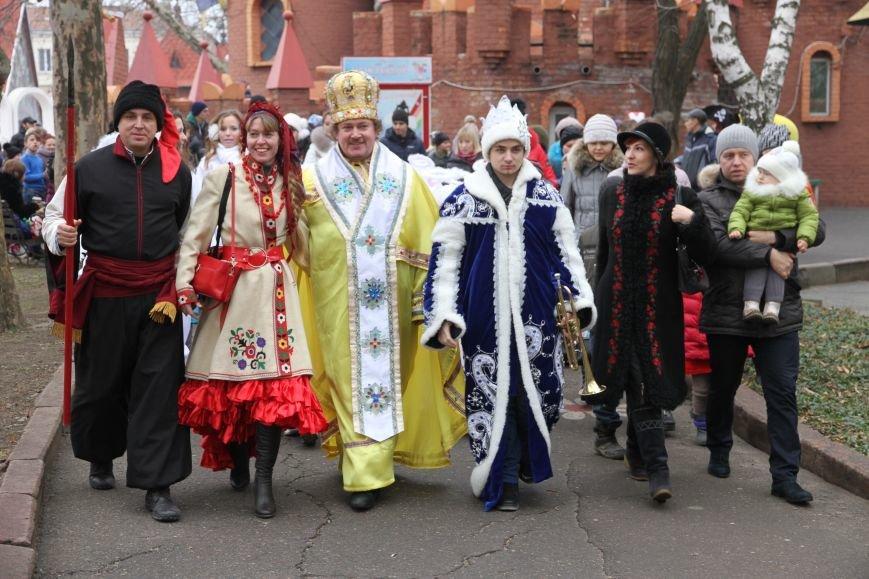 Покровитель Николаева вышел в народ (ФОТО), фото-14