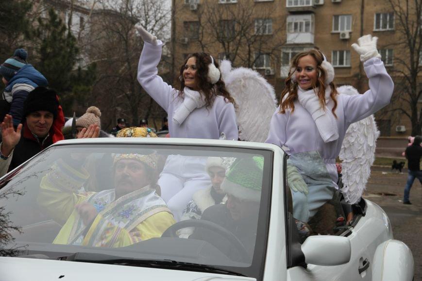 Покровитель Николаева вышел в народ (ФОТО), фото-17