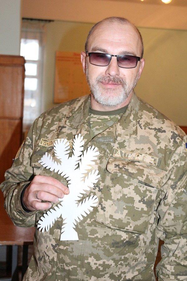 Тернопільських військових на службі будуть зустрічати зимові казкові сюжети (фото) (фото) - фото 1