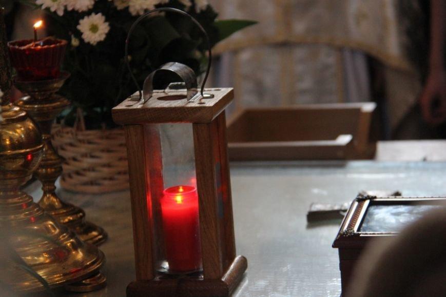 У Тернополі запалили Вифлеємський вогонь (фото) (фото) - фото 1