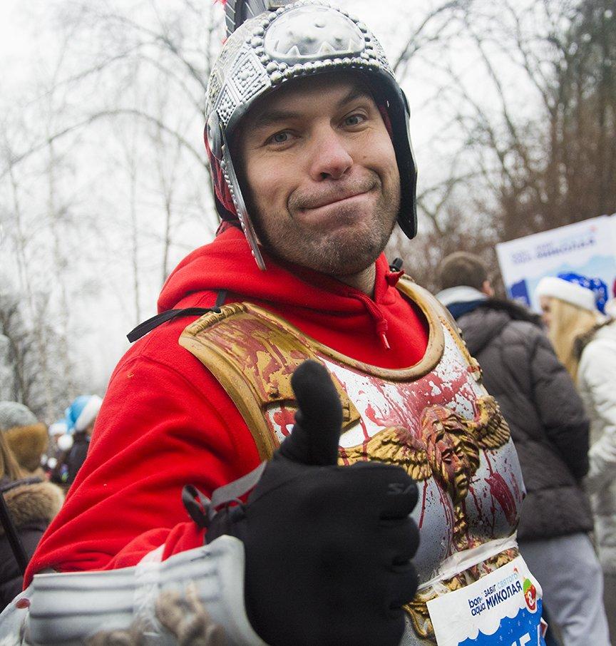 В Киеве прошел забег в новогодних костюмах (ФОТОРЕПОРТАЖ) (фото) - фото 1