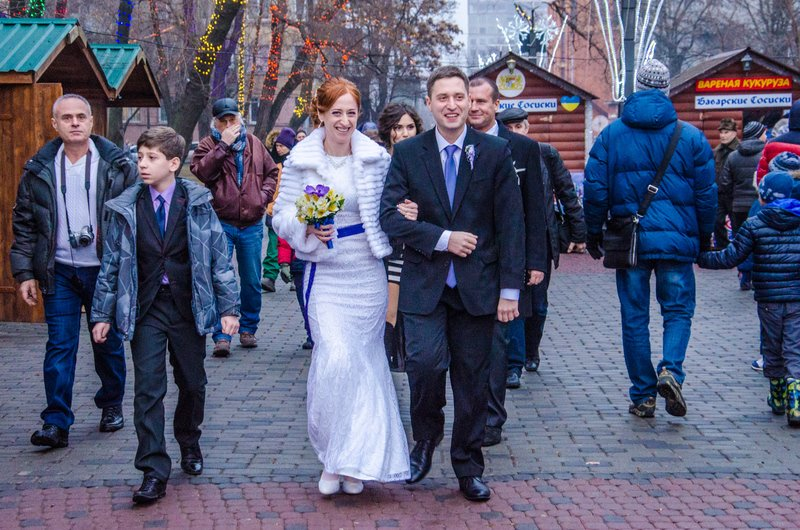На Днепропетровщине открылся сказочный новогодний городок (ФОТО) (фото) - фото 2