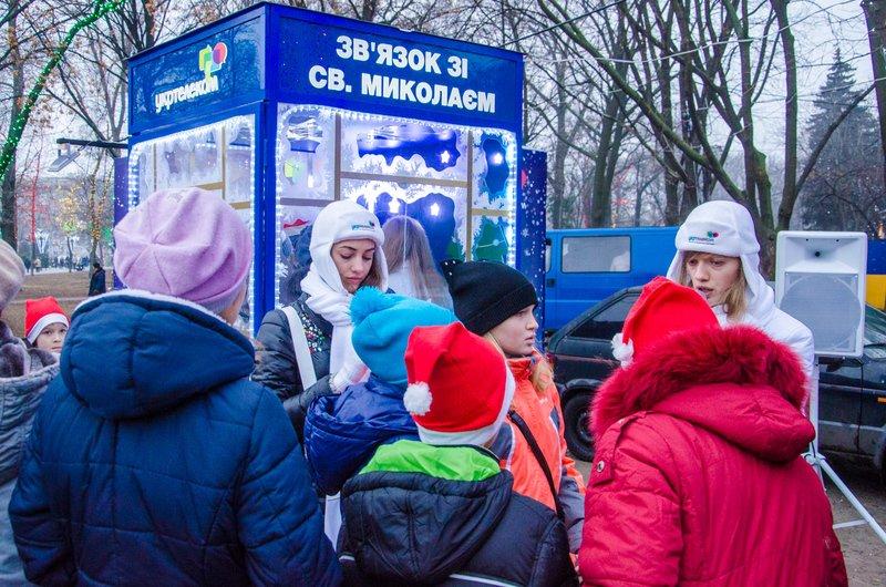 На Днепропетровщине открылся сказочный новогодний городок (ФОТО) (фото) - фото 6
