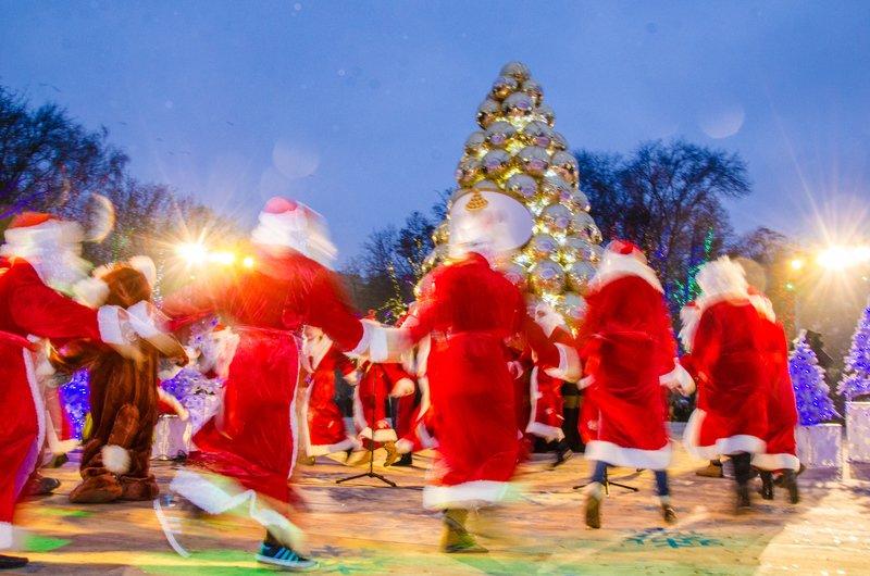 На Днепропетровщине открылся сказочный новогодний городок (ФОТО) (фото) - фото 9