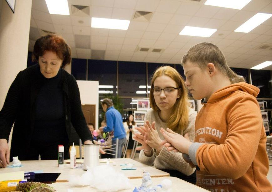 Школьники города Пушкина удивили сверстников с особенностями здоровья (фото) - фото 1