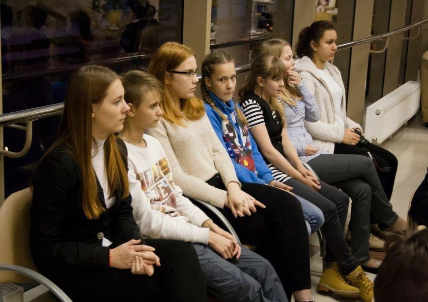 Школьники города Пушкина удивили сверстников с особенностями здоровья, фото-8