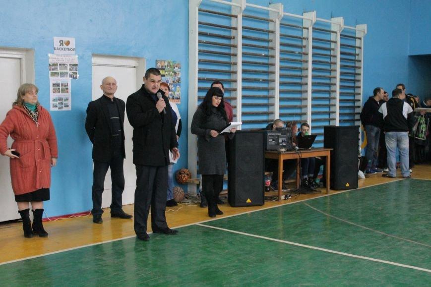 В турнире по баскетболу победила команда из Новодонецкого (ФОТО), фото-2