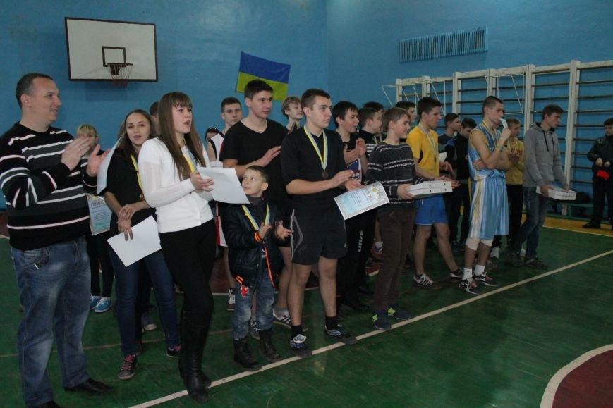 В турнире по баскетболу победила команда из Новодонецкого (ФОТО), фото-14