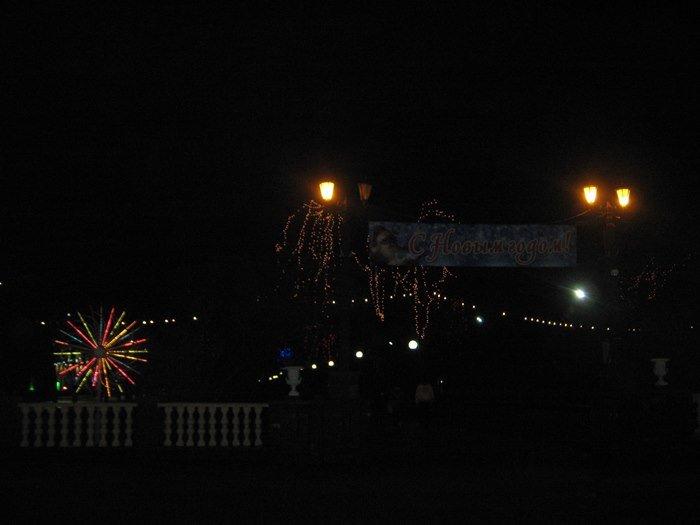 Как Полоцк готовится к Новому году: огни ночного города (фото) - фото 10