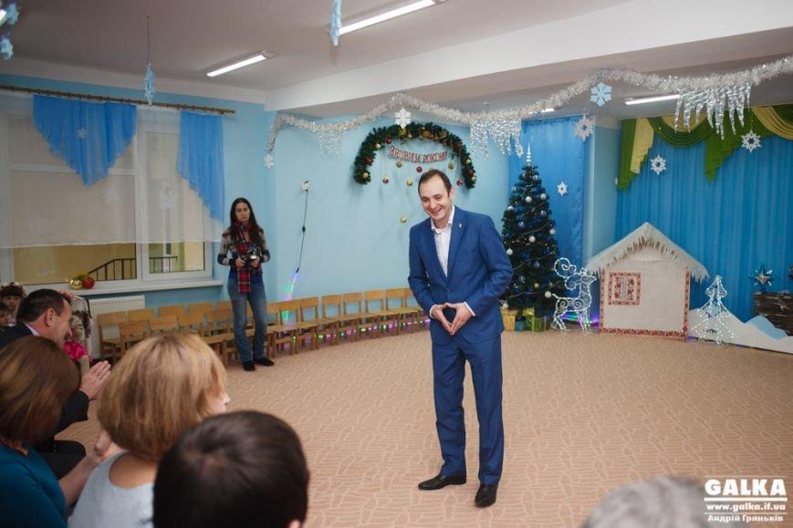 В Івано-Франківську відкрили другу чергу дитсадка «Ромашка» (ФОТО), фото-11
