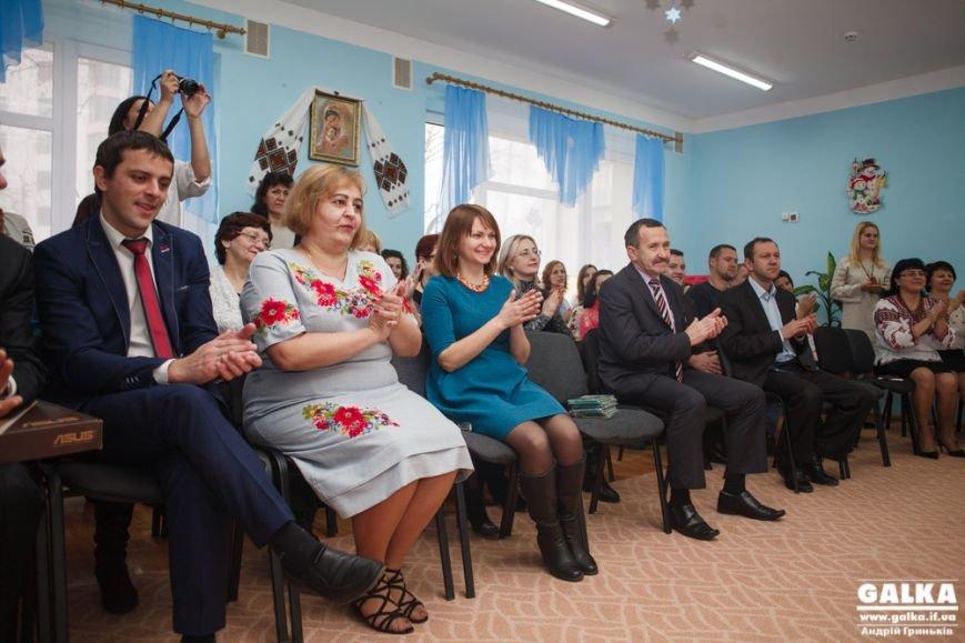 В Івано-Франківську відкрили другу чергу дитсадка «Ромашка» (ФОТО), фото-12