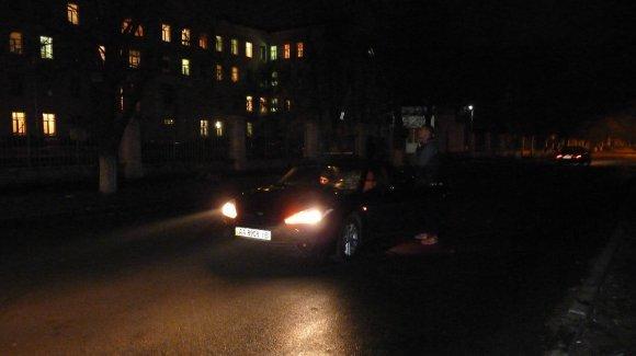 В Александрии водитель Hyundai сбил женщину, переходившую дорогу с внуками. ФОТО (фото) - фото 1