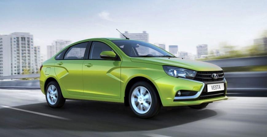 Презентация новинки российского автомобильного рынка - LADA Vesta!, фото-1